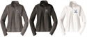Picture of WAX - Sport-Wick® Stretch 1/2-Zip Pullover
