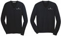 Picture of BL - Ladies' & Men's V Neck Sweater
