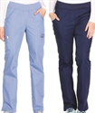 Picture of BL - Mid Rise Straight Leg Pull-on Cargo Pant
